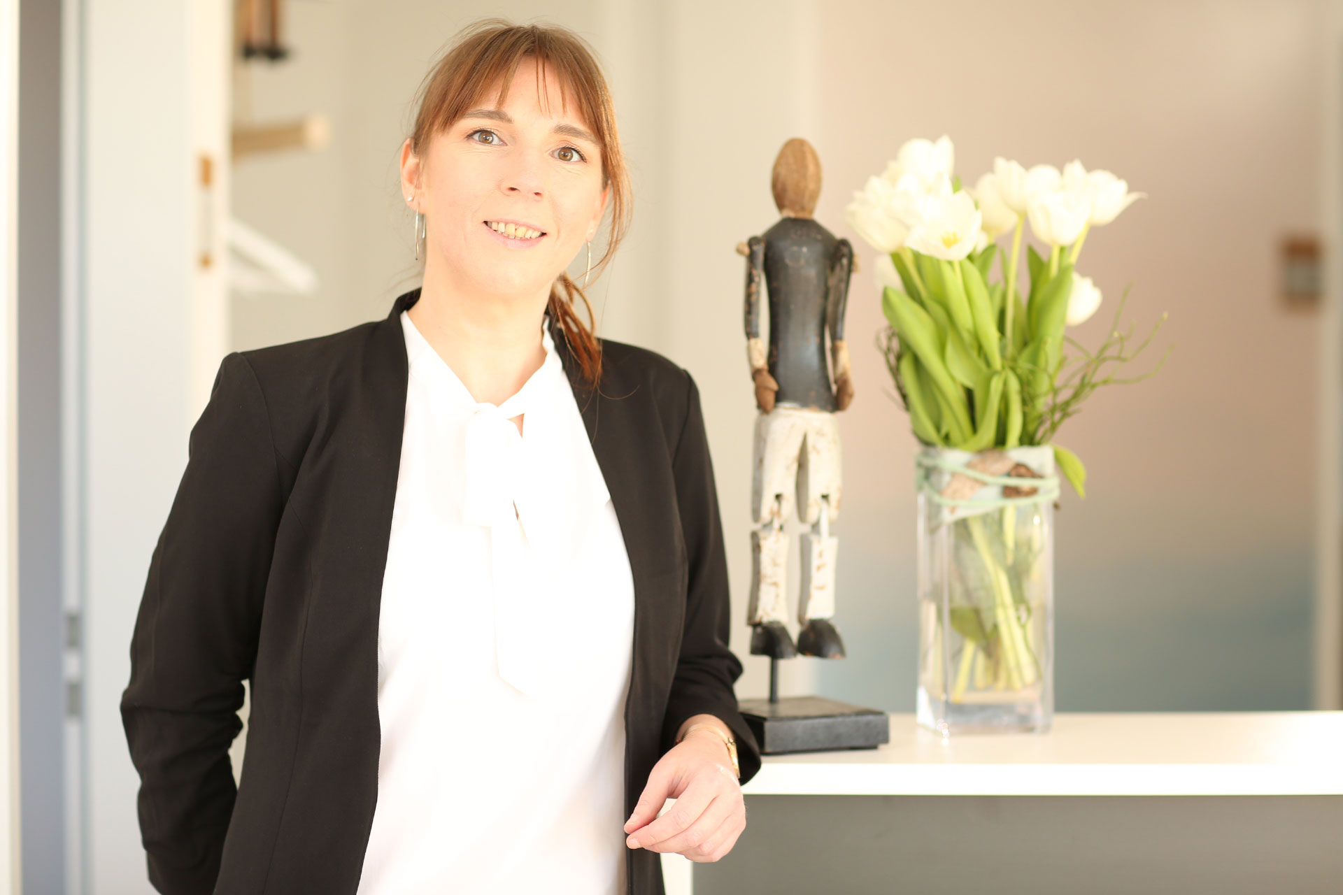 Jennifer Mainzer Osteopathin